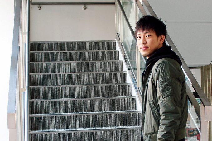 鹿児島レブナイズ 玉田博人選手