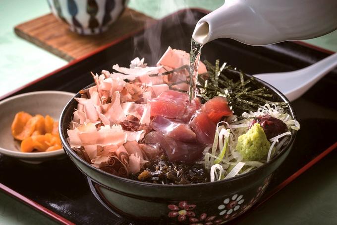 枕崎お魚センター 展望レストランぶえん「枕崎鰹船人めし」