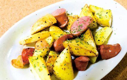 古い記事: 新バレイショのガーリックポテト | かごしま旬野菜レシピ