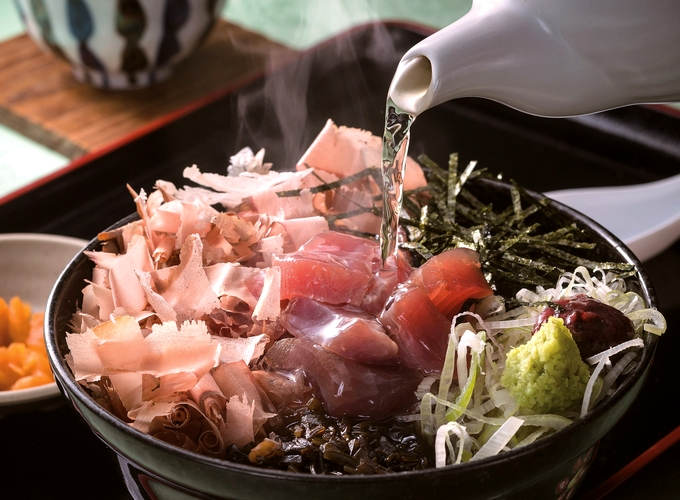 枕崎鰹船人めし「枕崎お魚センター展望レストランぶえん」