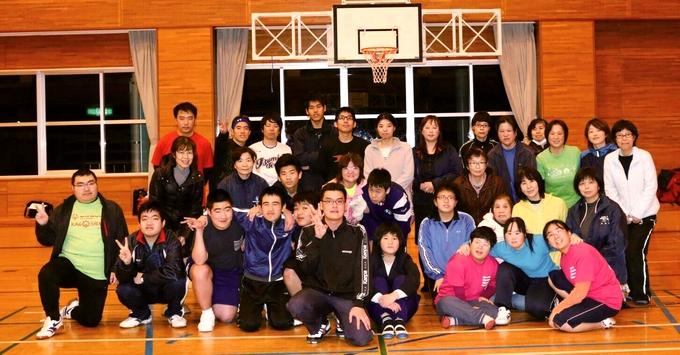 スペシャルオリンピックス日本・鹿児島出水