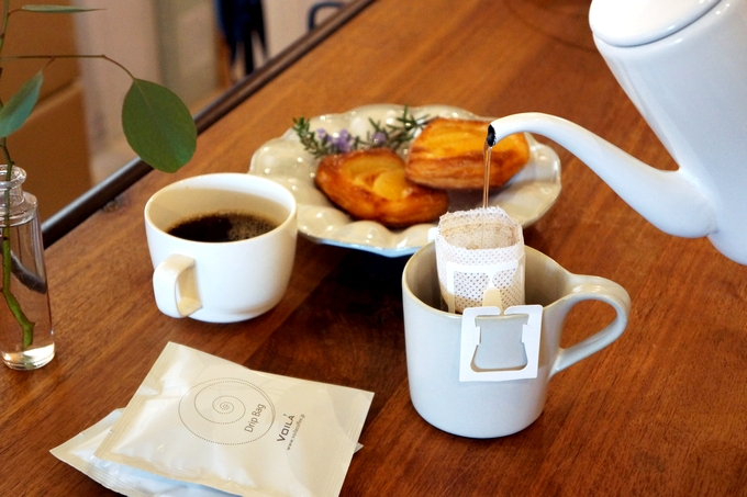 ヴォアラ珈琲「ドリップバッグコーヒー」