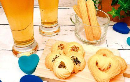古い記事: アンチョビガーリッククッキー | おうちスイーツレシピ♡