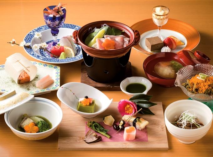 茶音の蔵・コース料理「茶音」