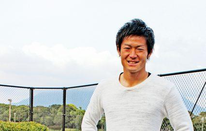 鹿児島ユナイテッドFC:DF藤澤典隆選手