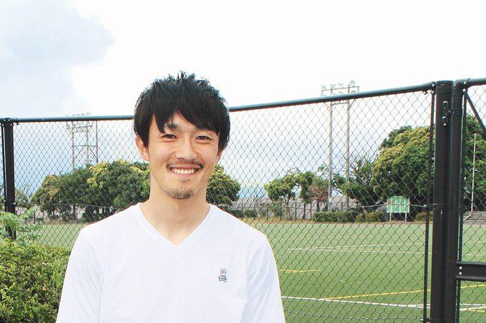 鹿児島ユナイテッドFC:DF/田中奏一 選手