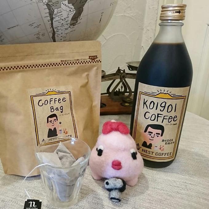 ネストコーヒー「こいごい珈琲」