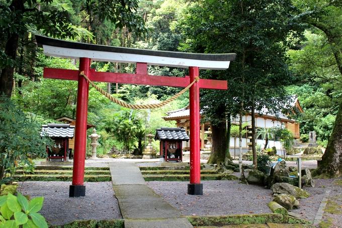 蛭児神社の鳥居