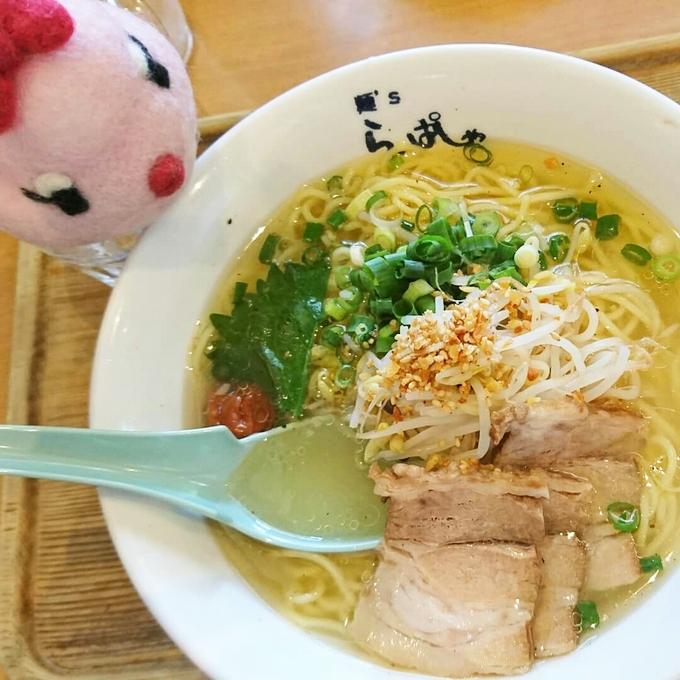麺's ら.ぱしゃ