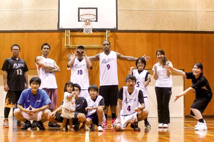 天城町バスケットボールクラブABC