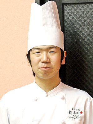 中森 健輔さん
