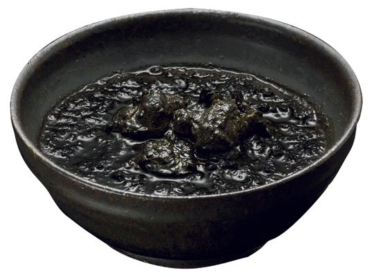 黒カレー_薩摩藩古民家カレーテリア沙羅