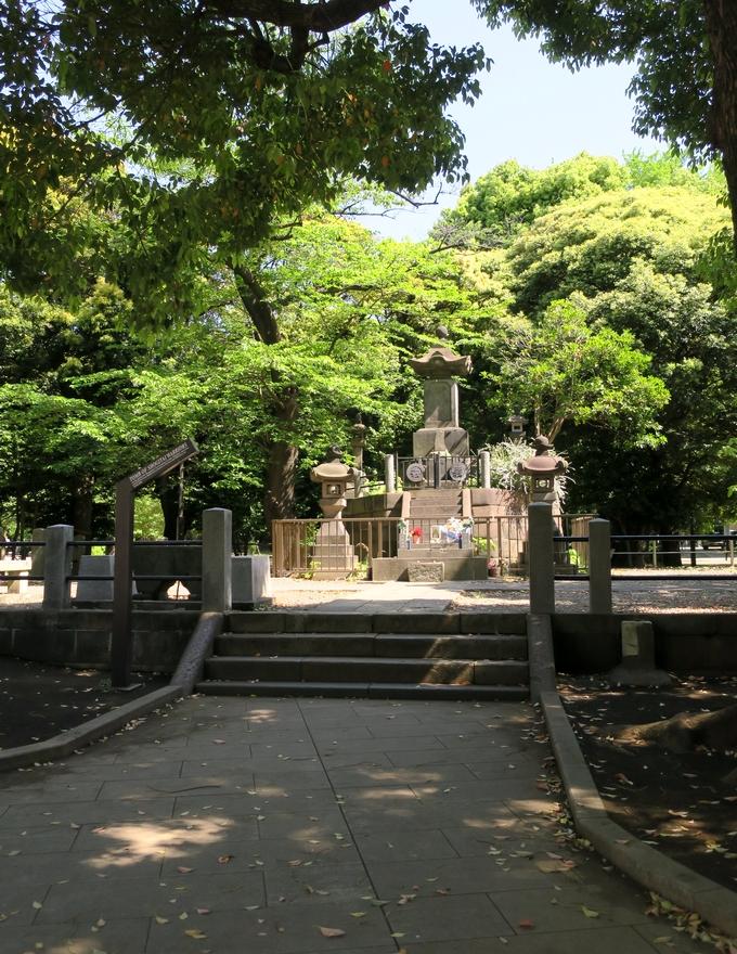 彰義隊戦死者の墓