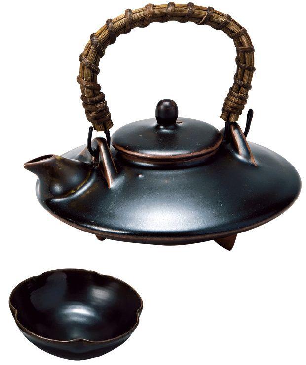 黒薩摩_荒木陶窯