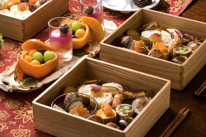 秋色に染まる食卓の総菜