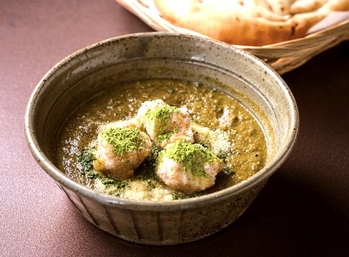 カレーテリア沙羅「緑カレー」