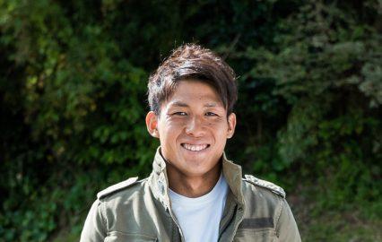 古い記事: 2018鹿児島U総選挙/第1位:野嶽惇也選手の素顔