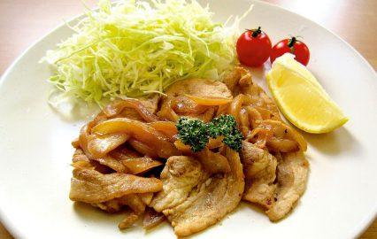 古い記事: 豚の黒酢生姜焼き | 黒酢の達人レシピ