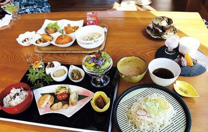 Cafe FUBAKO くつろぎランチとお子さまプレート