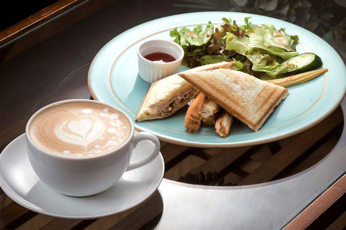 cafe AQUAROOM