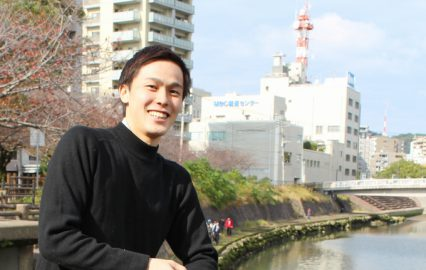 古い記事: 鹿児島レブナイズ:SF・川上貴一選手ってこんな人!