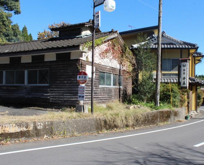 宮崎最古といわれる吉田温泉郷