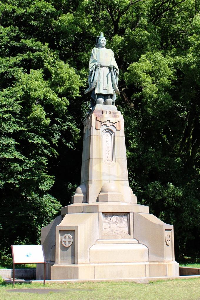 島津斉彬公銅像