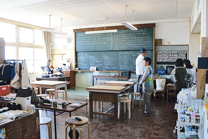 ユクサおおすみ海の学校「シルクスクリーン体験教室」
