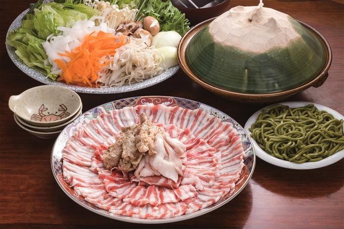 八坂亭「霧島神話ぼっけ鍋」