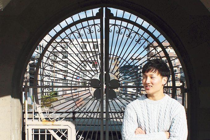 鹿児島レブナイズ シューティングガード #9 入間川大樹選手