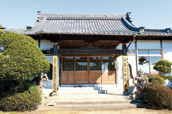 再興された妙円寺