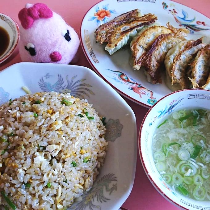 中華飯店 五十番「チャーハンと餃子」