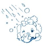 ふ~ちゃんシャワー