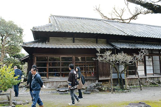 青井阿蘇神社文化苑