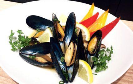 古い記事: ムール貝のバター醤油蒸し煮 | 黒酢の達人レシピ