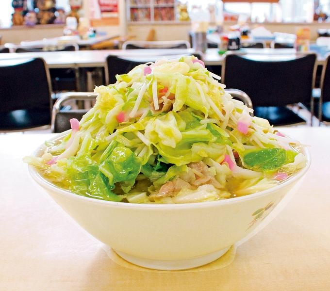 トラックターミナル食堂「桜島ちゃんぽん」