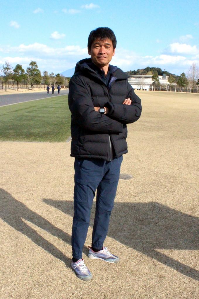 鹿児島ユナイテッドFC・金監督の私服