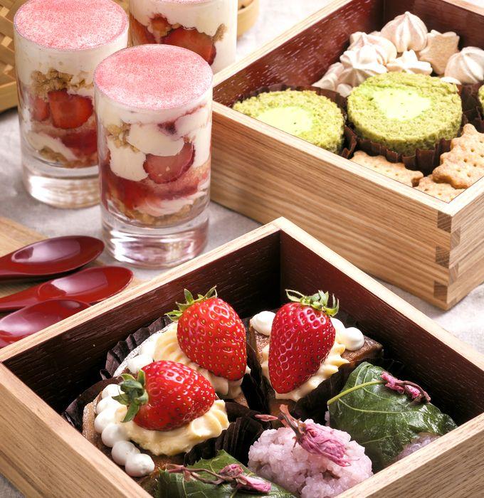 桜の季節のお菓子