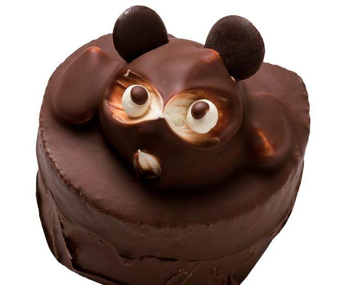 ふく鶴 むなかたのたぬきケーキ