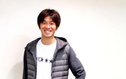 鹿児島ユナイテッドFC:MF/八反田康平選手