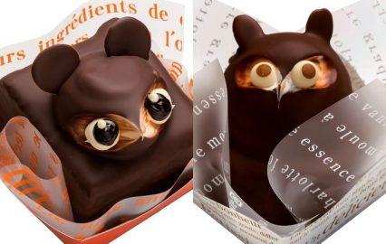 川薩のたぬきケーキたち