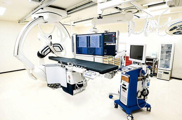 血管撮影装置