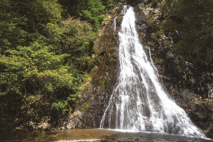 八瀬尾の滝