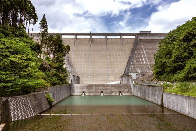 谷川内ダム