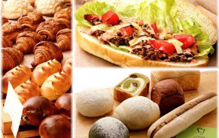 飲食店などの進出も多い鹿児島中央駅西口エリアの町のパン屋さん3選