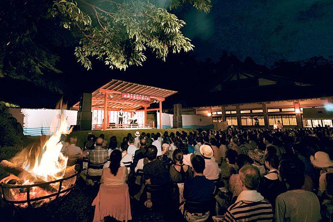 霧島神宮かがり火コンサート