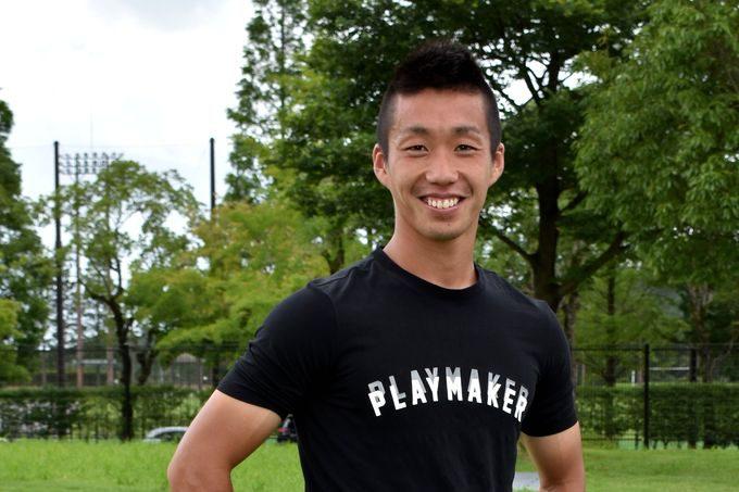 鹿児島ユナイテッドFC:FW/韓勇太選手