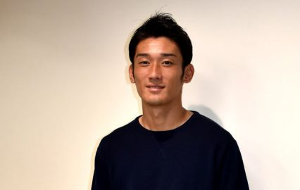鹿児島ユナイテッドFC:MF/牛之濵拓選手