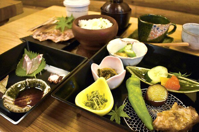 ランチ「旬菜膳」