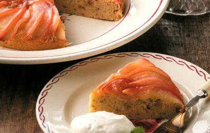 古い記事: リンゴのアップサイドダウンケーキ | ごちそう家ごはんメニュ